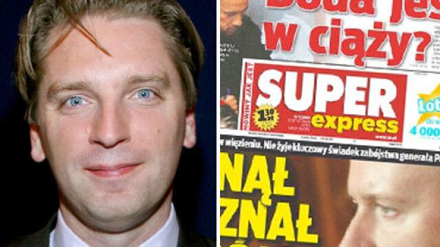 """Super Express"" kontra Tomasz Lis"