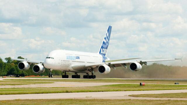 Pęknięcia na skrzydłach Airbusów A380. Kontrola