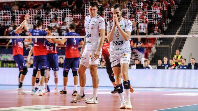 Dwa polskie kluby w jednej grupie siatkarskiej Ligi Mistrzów