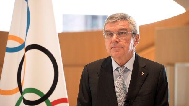 Pełne oświadczenie Thomasa Bacha po przełożeniu terminu igrzysk olimpijskich w Tokio