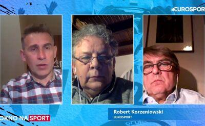 Robert Korzeniowski o przełożeniu igrzysk olimpijskich w Tokio na 2021 rok