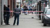Eksplozja w centrum Wrocławia