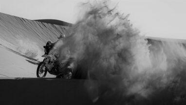 Tragedia na zakończenie Rajdu Dakar. Nie żyje francuski motocyklista