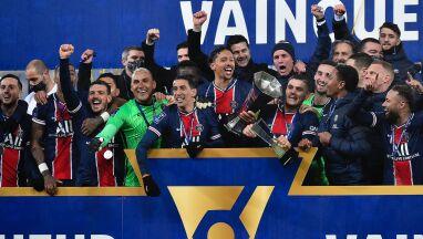 Trzeci mecz i pierwsze trofeum. Trener PSG doczekał się po 12 latach
