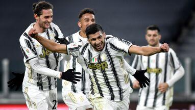 Debiutant uratował Juventus w Pucharze Włoch