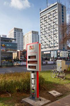 W gdańskim Wrzeszczu pojawił się jeden z pierwszych systemów zliczających rowerzystów w Polsce