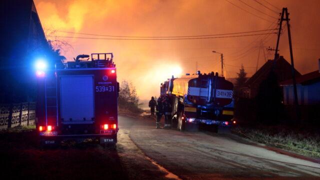 Gaz-System: Komisja wyjaśni przyczyny eksplozji