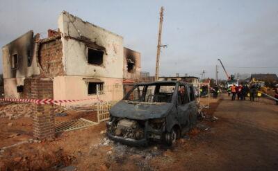 Pożar w Jankowie: Zawinił człowiek?