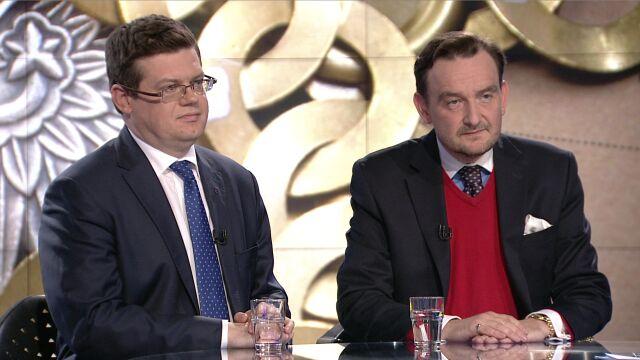 """Sędzia Krystian Markiewicz i sędzia Maciej Mitera byli gośćmi """"Faktów po Faktach"""""""
