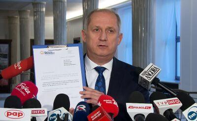 PO wnioskuje o komisję śledczą w sprawie afery KNF
