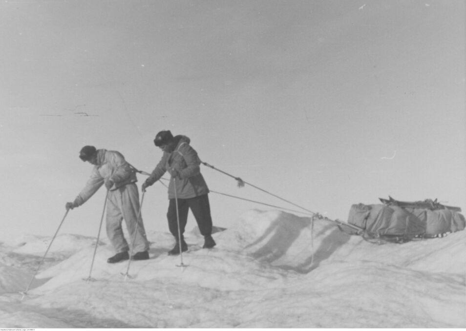 """Album """"100x100"""": Polska wyprawa naukowa na Spitsbergen(sygn. 1-N-980-3) - 347 polubień"""