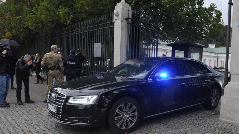 Zakończyło się spotkanie prezydenta i prezesa PiS