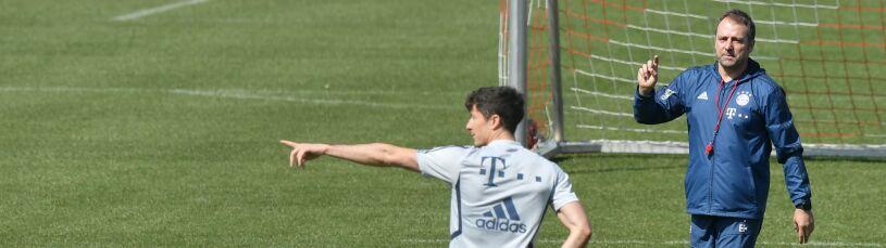 Kontrakt podpisany. Lewandowski dalej z tym samym trenerem