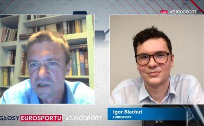 Igor Błachut o biegach na orientację