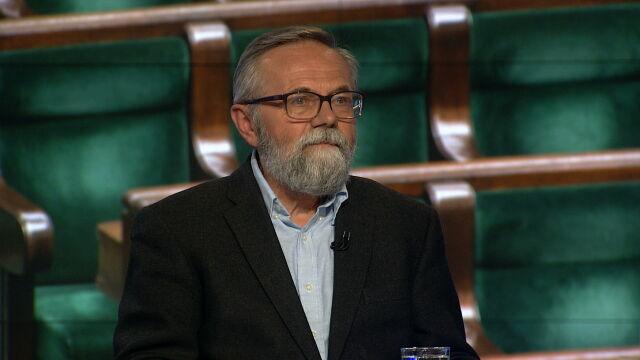 """Prof. Ryszard Bugaj w """"Faktach po Faktach"""""""