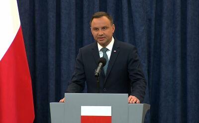 Andrzej Duda zawetuje ustawy o SN i KRS