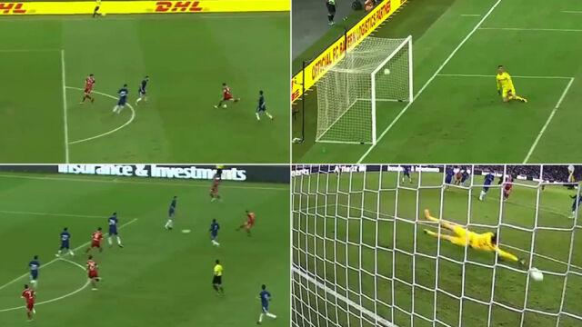 Raz, dwa, trzy. Bayern zaskoczył Chelsea pięknymi golami