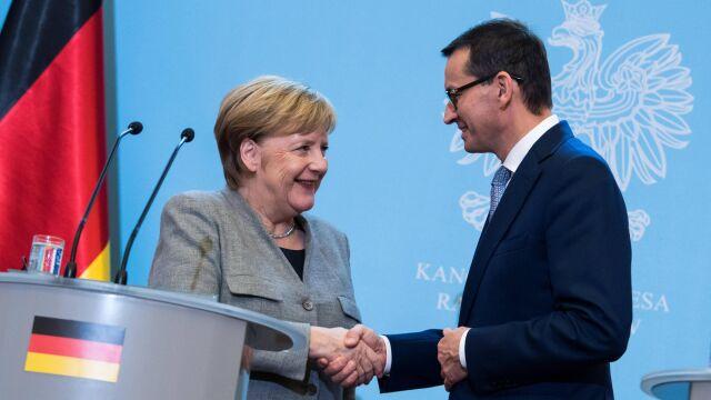 Premier wraca do tematu reparacji od Niemiec