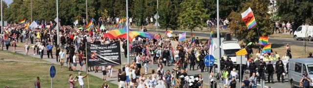 Przez Gorzów Wielkopolski przeszedł pierwszy Marsz Równości
