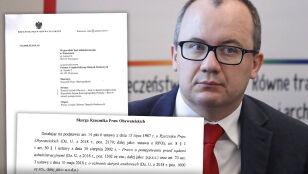 RPO skarży do sądu postanowienie o niepublikowaniu list poparcia do KRS