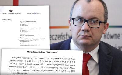 RPO zaskarżył do sądu postanowienie o niepublikowaniu list poparcia do KRS