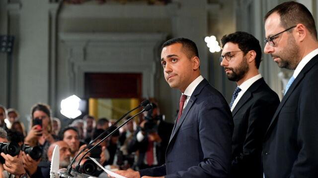 Ruch Pięciu Gwiazd chce Conte jako premiera. Salvini mówi o pojednaniu