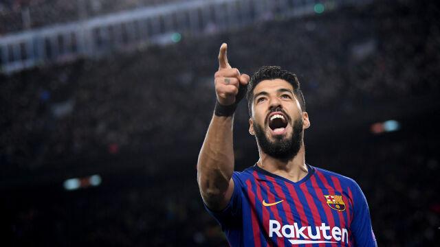 """Emocjonalne pożegnanie Suareza z Barceloną. """"W tym przypadku trener na mnie nie liczył"""""""