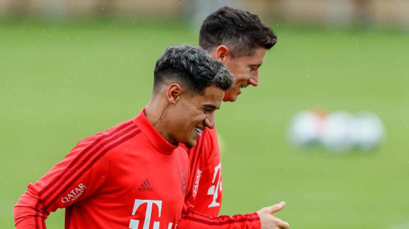 Lewandowski zadowolony z transferu Bayernu