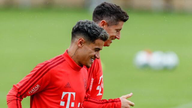 """Lewandowski zadowolony z transferu Bayernu. """"Teraz nasza sytuacja wygląda znacznie lepiej"""""""