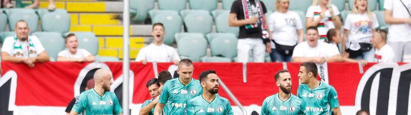 Dziekanowski dla eurosport.pl: Legia wygląda przeciętnie. Mecze z Rangersami są niewiadomą