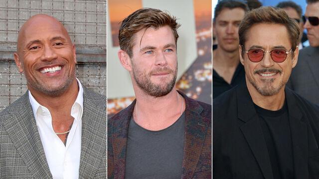 Oto najlepiej zarabiający aktorzy świata