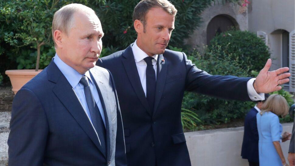 """""""Normalizacja stosunków"""", czyli powrót Rosji do G7? Macron popiera pomysł Trumpa"""