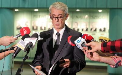Laskowski: jesteśmy przekonani o wadliwości decyzji prezydenta, ale będziemy musieli się podporządkować