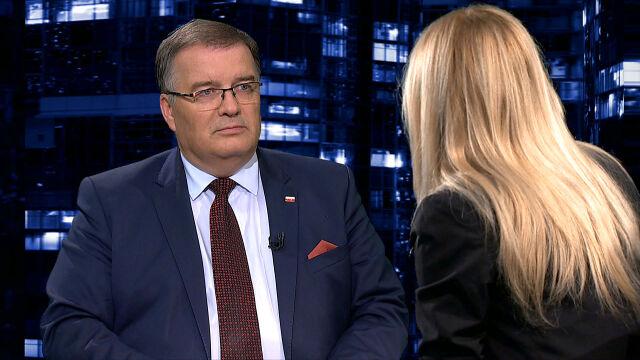 """Andrzej Dera był gościem """"Kropki nad i"""""""