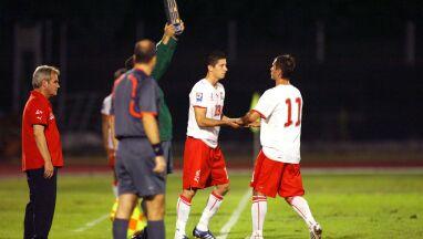 Dwanaście lat minęło jak jeden dzień. Lewandowski debiutował w malutkim San Marino