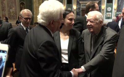 Zbigniew Brzeziński - uroczystości pogrzebowe