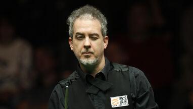 Snookerzysta z obawy o zdrowie wycofał się z mistrzostw świata.