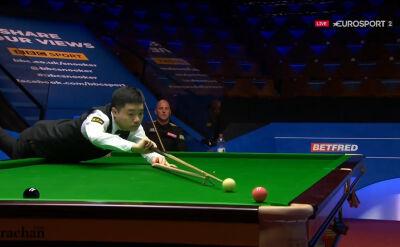 Ding Junhui awansował do drugiej rundy mistrzostw świata