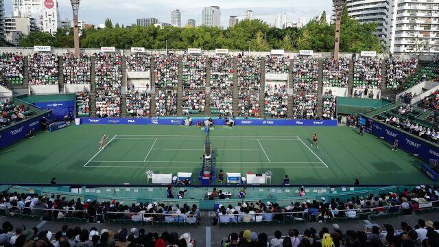 """Turniej WTA w Osace odwołany. """"Kolejny cios po igrzyskach olimpijskich"""""""