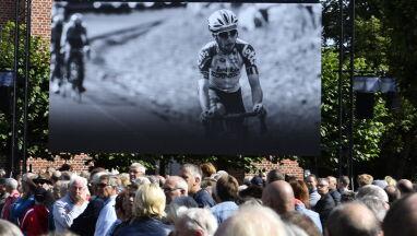 Zginął na trasie Tour de Pologne.