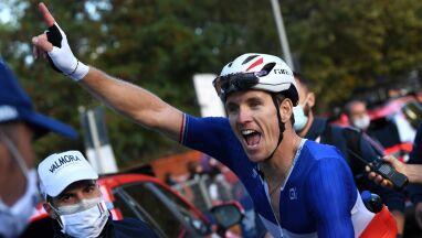 Drugi raz Arnaud Demare'a! Francuz najszybszy na finiszu
