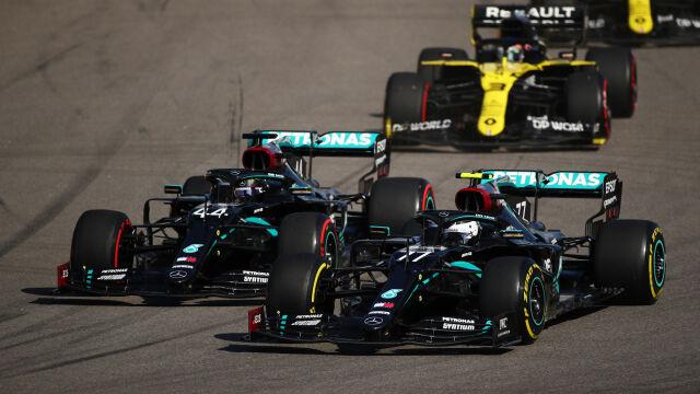 Kolejne zakażenie w ekipie Mercedesa. Na wyścig ściągnięto dodatkowe osoby