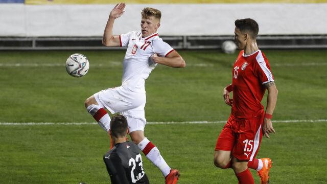 Młodzi Polacy przegrali w Serbii. Awans z pierwszego miejsca oddala się