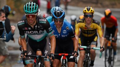 Majka pokazał moc na Giro d'Italia.