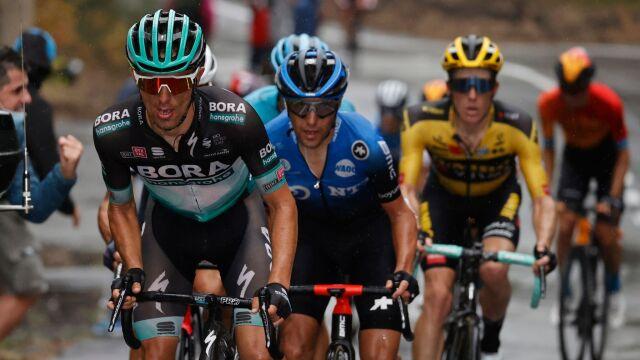 """Majka pokazał moc na Giro d'Italia. """"Będzie coraz lepiej"""""""