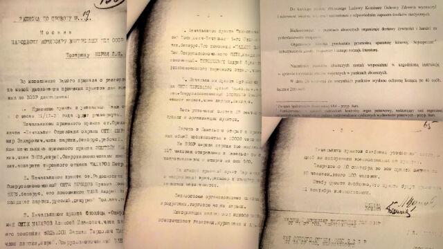 Białoruskie KGB przekazało Polsce unikalny  dokument dotyczący zbrodni katyńskiej