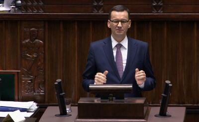 Morawiecki: Polska jest jednym z krajów w którym przemocy wobec kobiet jest najmniej