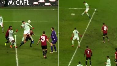 Lewandowski trafił z zimną krwią. Później zaliczył