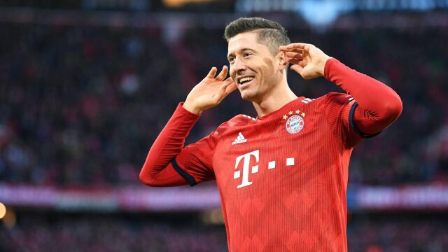 Lewandowski jedzie do Liverpoolu. Hity w 1/8 finału Ligi Mistrzów