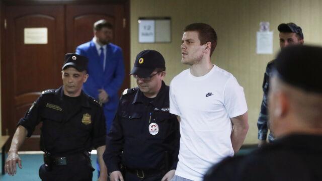 """Skazany na kolonię karną został mistrzem Rosji. """"Medal powinien dostać po wyjściu"""""""